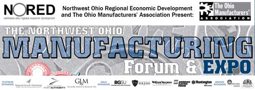 Monroe Environmental attended NW Ohio Manufacturing Forum