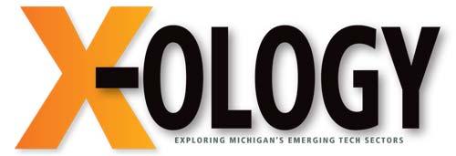 x-ology magazine logo
