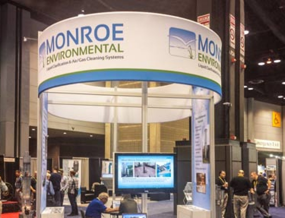 Monroe Environmental Attends WEFTEC Conference