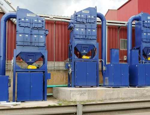 Cartridge Dust Collectors for Crystalline Silica Capture