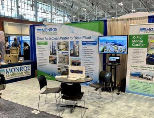 Monroe Environmental Exhibits at AISTech 2021