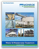 PDF brochure of Water/Wastewater Treatment Equipment brochure