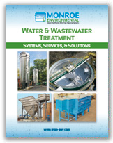 Water and Wastewater Services Overview brochure