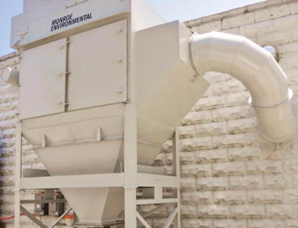Air | Dust Collector for Sandblasting