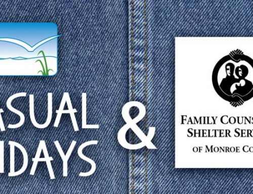 Monroe Environmental Makes Charitable Donation to FCSS