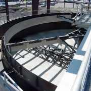 Circular Separator internals