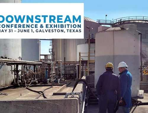 Monroe Environmental Attends Downstream Conference and Exhibition