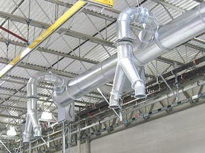 Custom ductwork design and installation