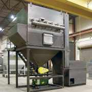 Dust Collector in assembly