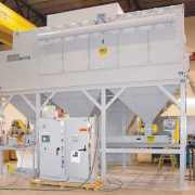 Dust Collector 30,000 CFM system