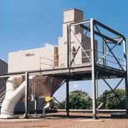 Roof mounted Dust Collector