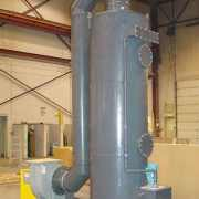Wet Scrubber for HCI removal