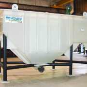 Polypropylene Horizontal Clarifier