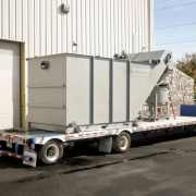 Truck mounted Horizontal Clarifier