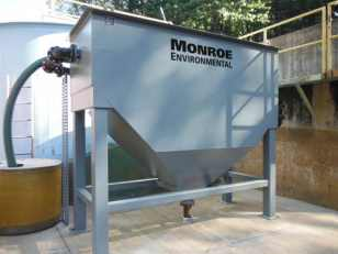 Horizontal Clarifier pilot unit