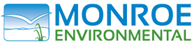 Monroe Environmental Sticky Logo
