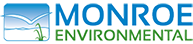 Monroe Environmental Mobile Retina Logo