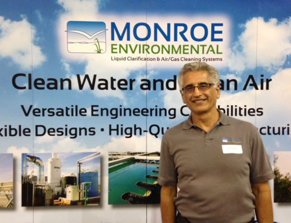 Monroe Environmental Hosts Open House