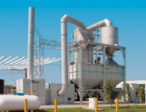 Air | Multi-Stage Scrubbing System for Incinerator Exhaust