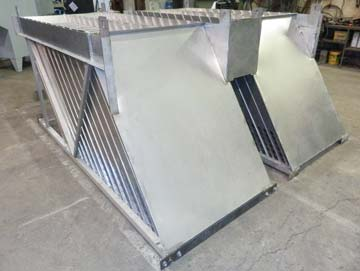 stainless steel lamella plate packs