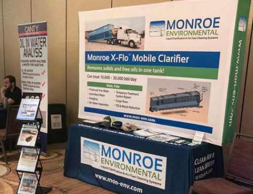 Monroe Environmental Attends Produced Water Society Annual Seminar