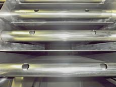 Parallel Plate collection tubes