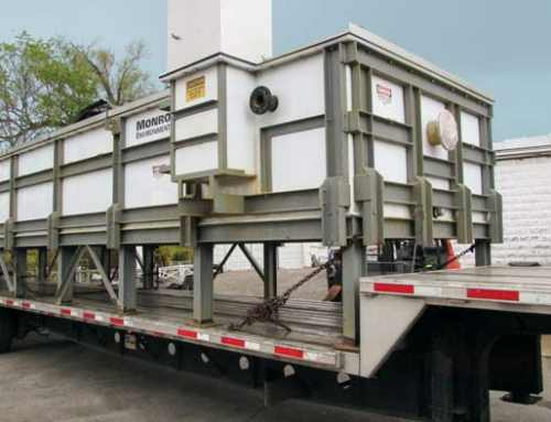 Rental API Oil/Water Separator for Refinery Expansion