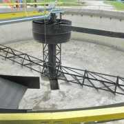 Primary Scraper Clarifier