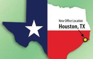 Monroe Environmental's new office location Houston, TX