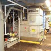 Venturi Scrubber for frac sand/proppant dust