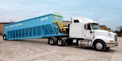 X-Flo Mobile Clarifier