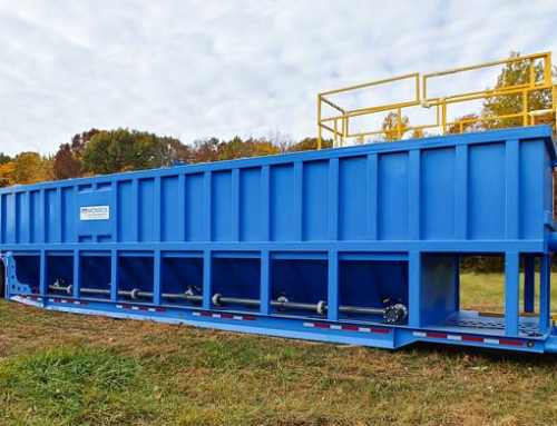 Water | X-Flo™ Clarifier Provides Mobile Treatment for Pipeline Test