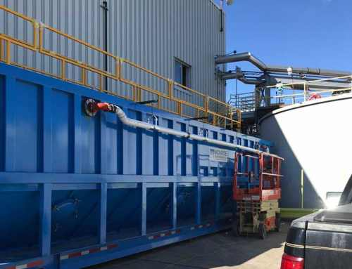 Clarifier Rebuild with X-Flo™ Bypass: 100% Uptime
