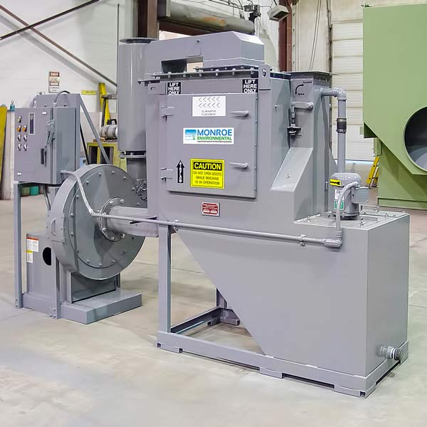 Venturi Scrubber rental unit
