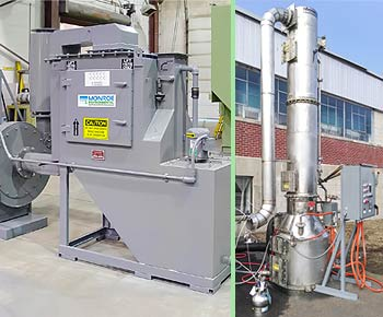 Rental and Pilot Air Pollution Control Equipment