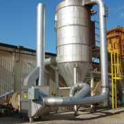 Carbon Adsorber for dryer exhaust