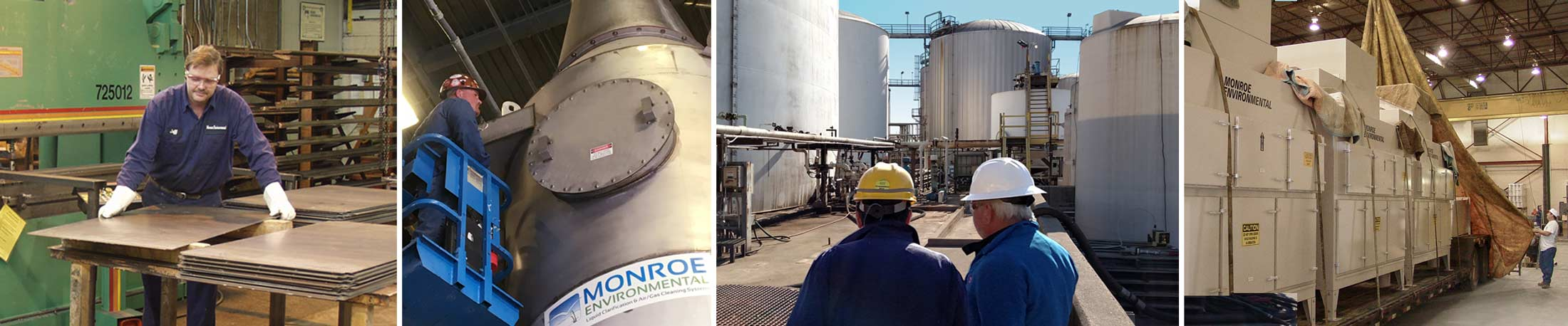 Employment opportunities at Monroe Environmental