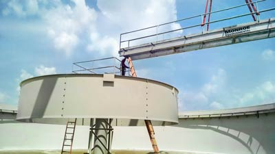 Circular Clarifier evaluation