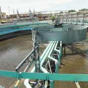 Riser Pipe Secondary Clarifier WWTP