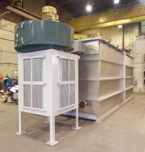 Evaporator system