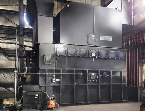 Venturi Scrubber Removes PM from Dryer at Fertilizer Plant
