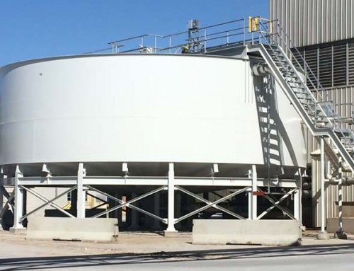High Torque Thickener Clarifier for Gypsum Sludge