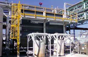 Horizontal Clarifier for PVC plant wastewater