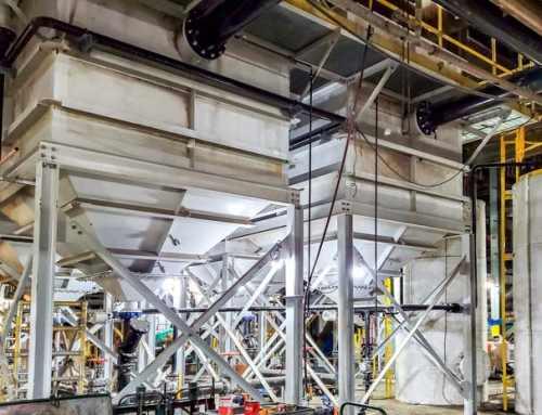 Water | Horizontal Plate Clarifiers Treat Power Plant Stormwater
