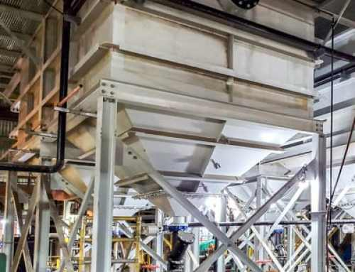 Horizontal Clarifiers for Coal-Fired Plant Stormwater