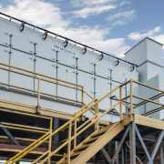 30,000 CFM Multi-Stage Mist Collector