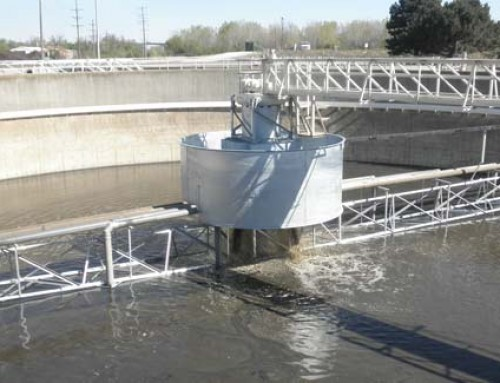 Water | Rebuild of Two 130' Secondary Clarifiers