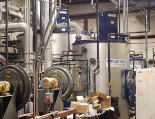 Water | Steel Coil Process Equipment & Wastewater Treatment System