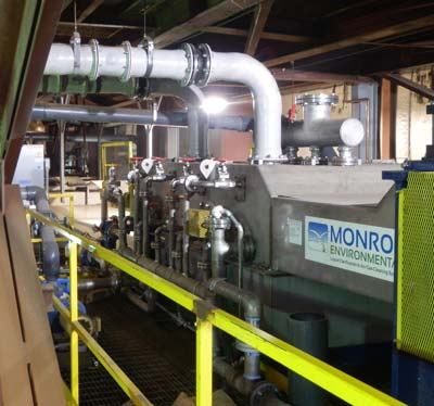 Redesign, retrofit, and installation of steel coil cleaning line