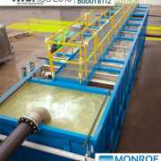 the X-Flo Mobile Clarifier